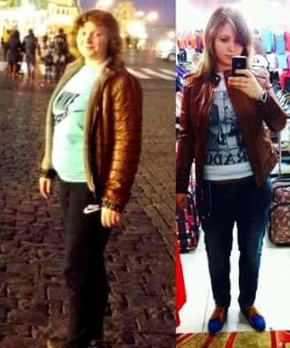 Реальная история похудения на 24 килограмма