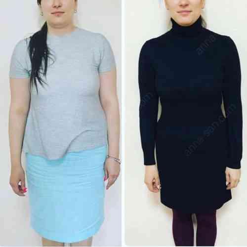 История похудения Екатерины