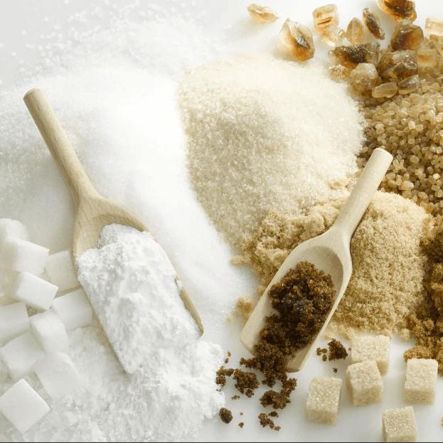 сахар и мука